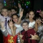 Новыи год в Лицee
